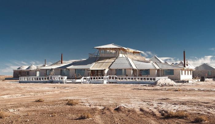 соляной отель Palacio de sal боливия 1 (700x404, 262Kb)
