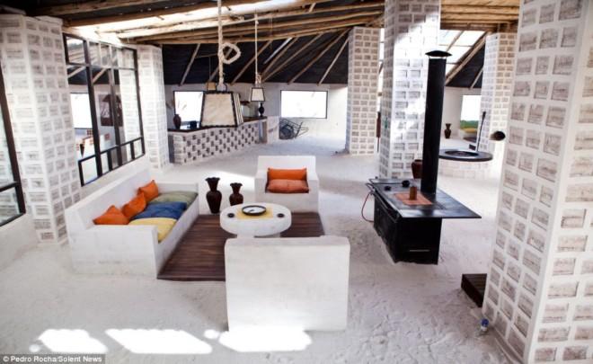 соляной отель Palacio de sal боливия 12 (660x405, 217Kb)