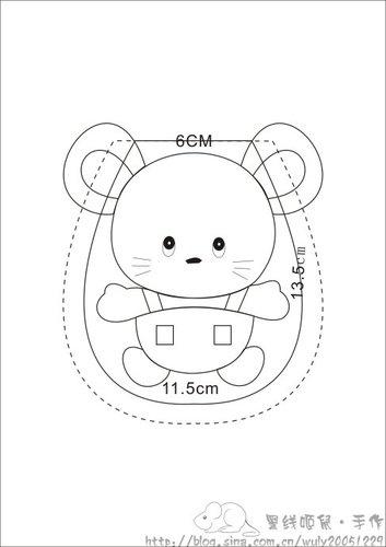 Лоскутное шитье. Детские кошельки и сумочки (15) (353x500, 47Kb)