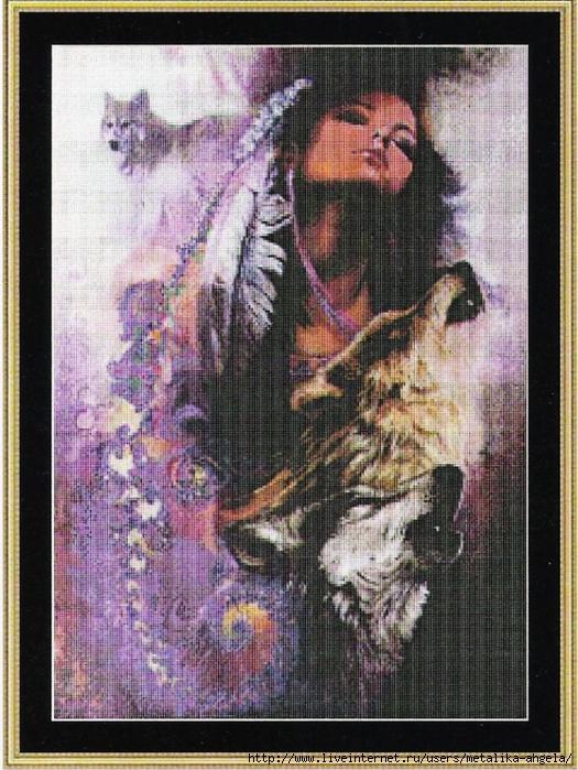 DENL-01 Song of the Golden Wolf FOTO1 (525x700, 367Kb)