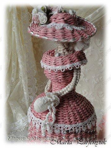Очень красивые плетенки из газет от Марии Калининград (8) (360x480, 146Kb)