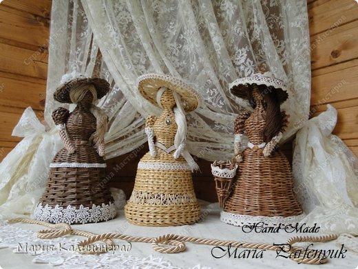 Очень красивые плетенки из газет от Марии Калининград (42) (520x390, 212Kb)