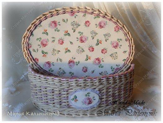 Очень красивые плетенки из газет от Марии Калининград (72) (520x393, 174Kb)