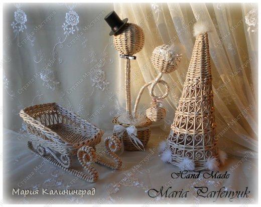 Очень красивые плетенки из газет от Марии Калининград (76) (520x413, 182Kb)