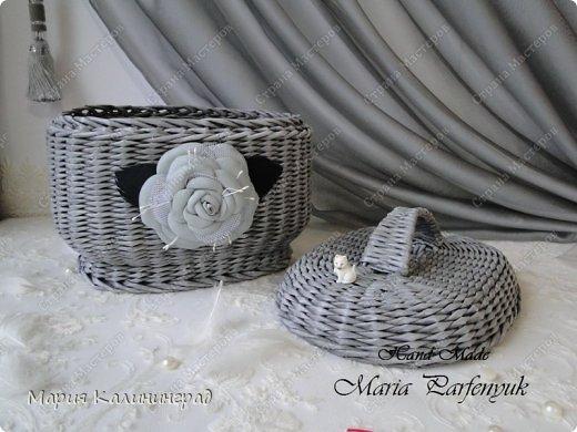 Очень красивые плетенки из газет от Марии Калининград (90) (520x390, 141Kb)