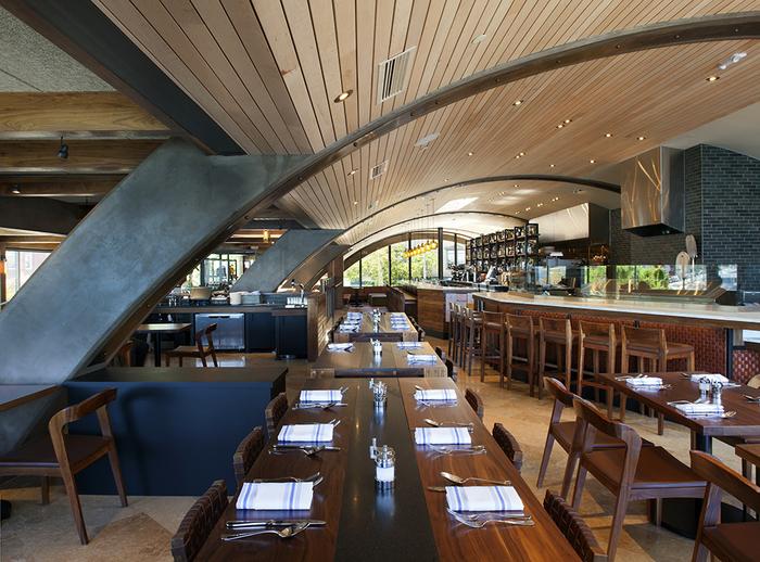 красивый ресторан фото 4 (700x518, 513Kb)