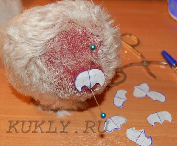 Как сделать нос игрушке своими руками - Shkafs-kupe.ru