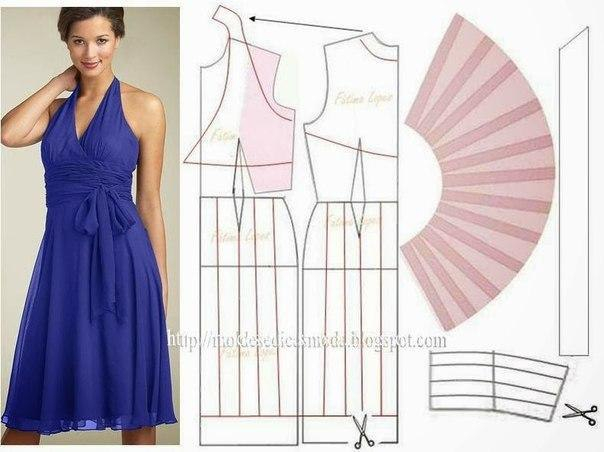 【转载】衣裙裁剪(5) - 紅陽聚寶的日志 - 网易博客 - 804632173 - 804632173的博客