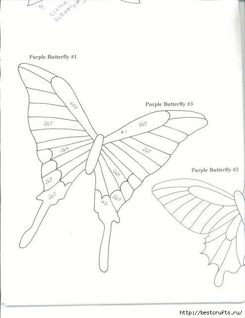 Бабочки из пластиковой бутылки (5) (494x640, 81Kb)