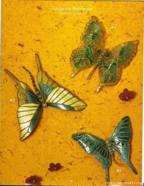 Бабочки из пластиковой бутылки (7) (494x640, 206Kb)