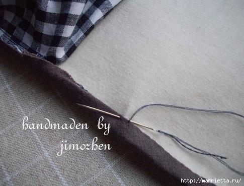Costura.  Uma variante interessante das bolsas de estrada, sacos de cosméticos (9) (485x369, 111Kb)