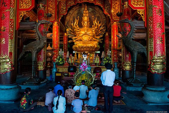 храмовый комплекс Bai Dinh 9 (670x447, 460Kb)
