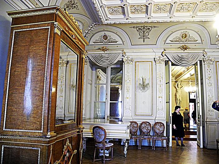 юсуповский дворец в петербурге фото