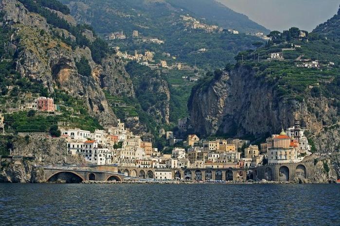 Атрани. Италия (700x465, 432Kb)