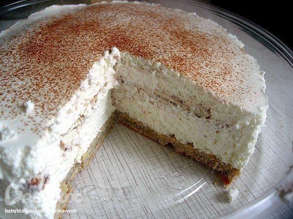 Супер диетический торт (600x450, 85Kb)