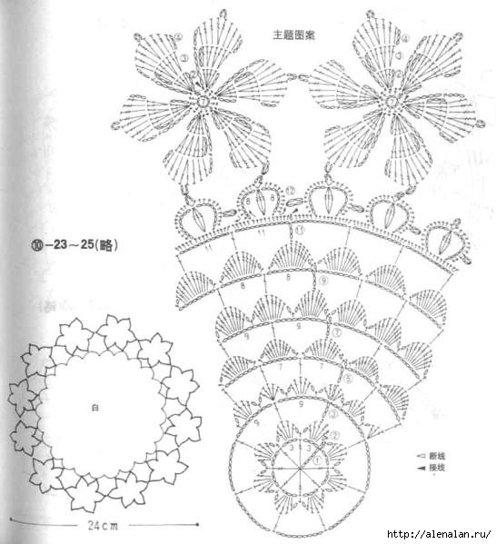 салфетка принт2 (546x599, 157Kb)