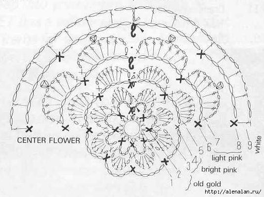 салфетка цветочная4 (534x399, 161Kb)