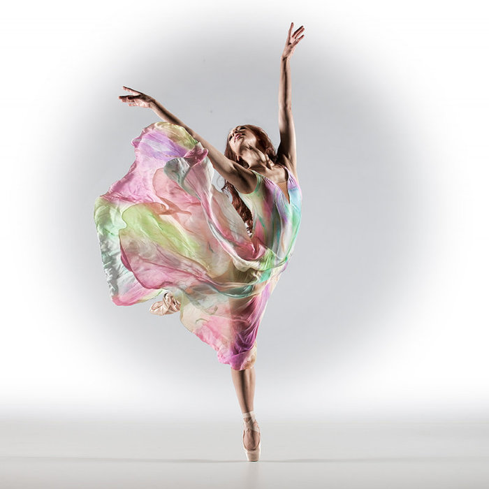 Красота в танце фото