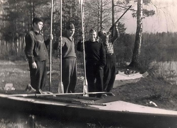 Записки советского офицера: на рубеже эпох