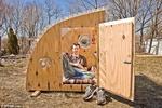 Маленькие деревянные домики для взрослых и детей. Обсуждение на LiveInternet - Российский Сервис Онлайн-Дневников