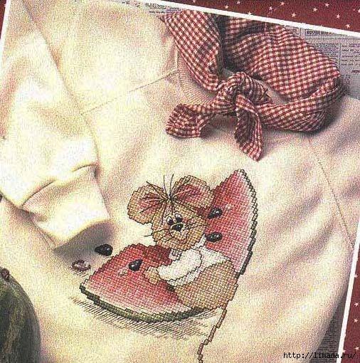 Как вышивать на детской одежде