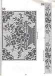 ������ 101 Filet Crochet Charts 39 (514x700, 272Kb)