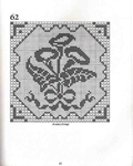 ������ 101 Filet Crochet Charts 41 (560x700, 256Kb)
