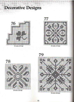 ������ 101 Filet Crochet Charts 52 (508x700, 257Kb)