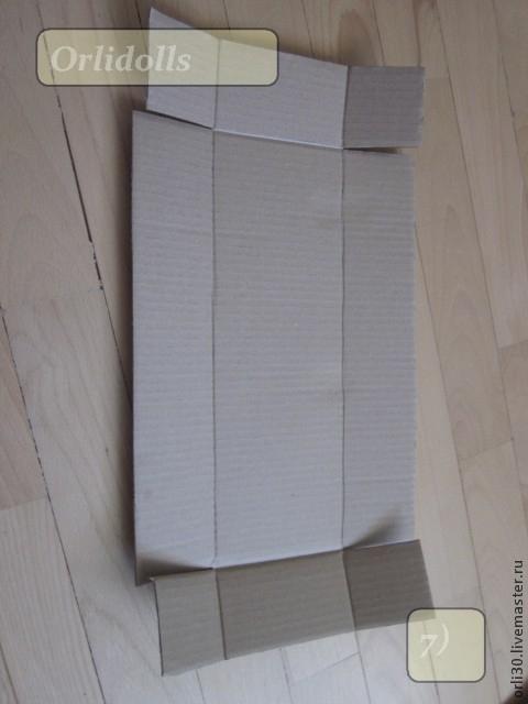 Упаковка своими руками. Коробочка ПРОВАНС из картона (6) (480x640, 167Kb)