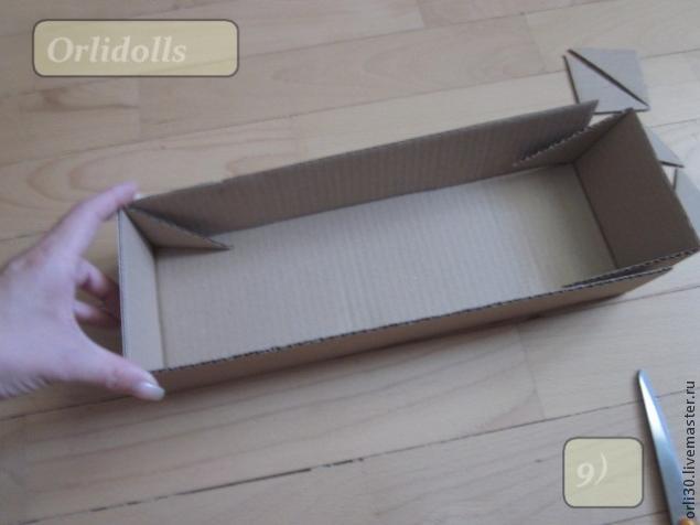 Упаковка своими руками. Коробочка ПРОВАНС из картона (8) (635x476, 113Kb)