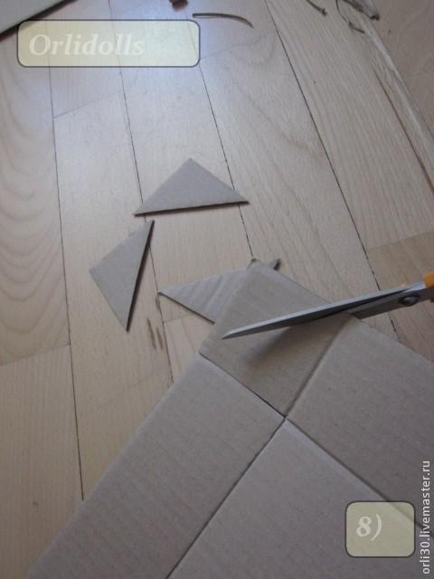 Упаковка своими руками. Коробочка ПРОВАНС из картона (9) (480x640, 184Kb)