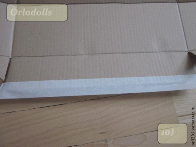 Упаковка своими руками. Коробочка ПРОВАНС из картона (11) (635x476, 108Kb)