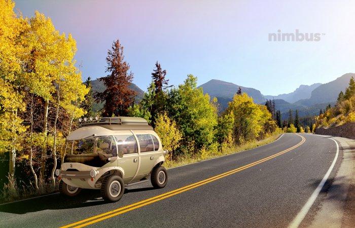 электромобиль Nimbus фото 6 (700x450, 338Kb)