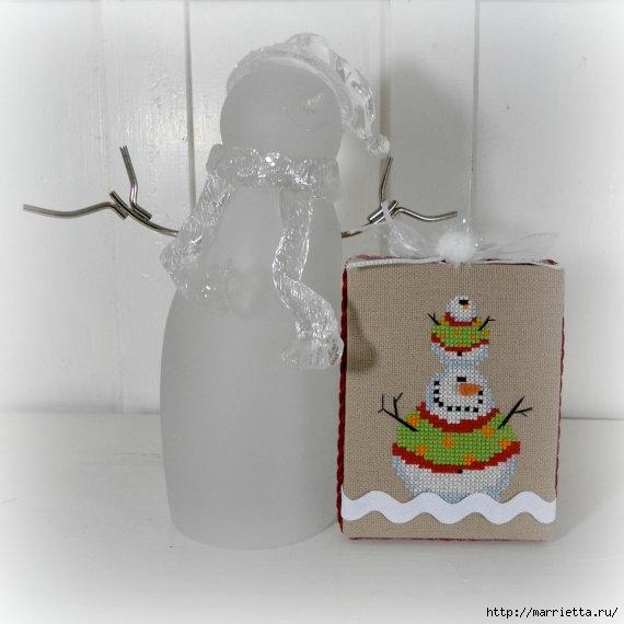 Подвески с вышивкой для новогодней елочки (2) (570x570, 121Kb)