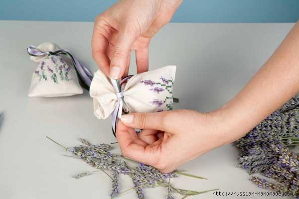 Подушечки саше с вышивкой и запахом лаванды (7) (600x400, 81Kb)