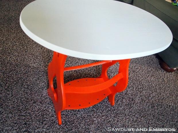 Три варианта переделки мебели. Декорирование журнального столика (26) (620x465, 249Kb)