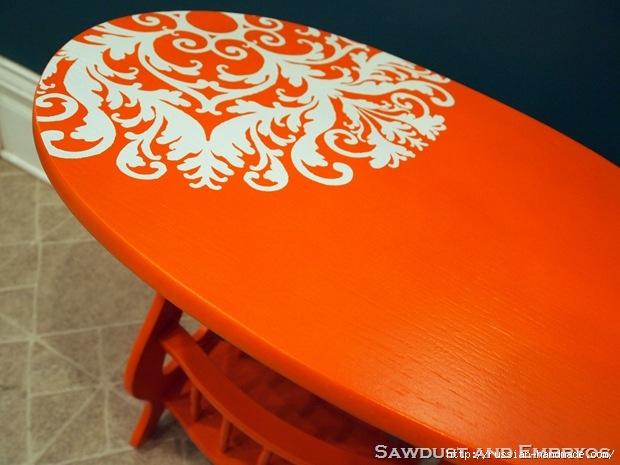 Три варианта переделки мебели. Декорирование журнального столика (31) (620x465, 168Kb)