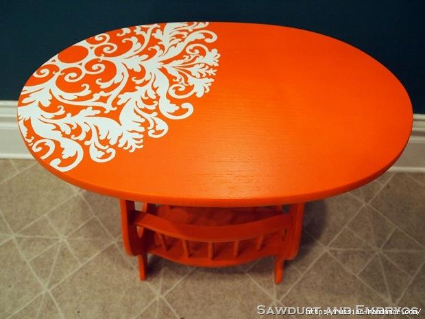 Три варианта переделки мебели. Декорирование журнального столика (33) (620x465, 170Kb)