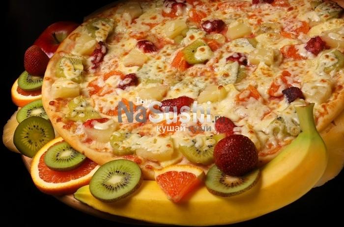 Рецепт пиццы своими руками