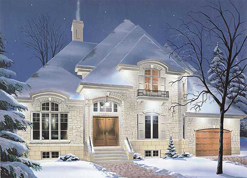 Частный дом на новый год подмосковье
