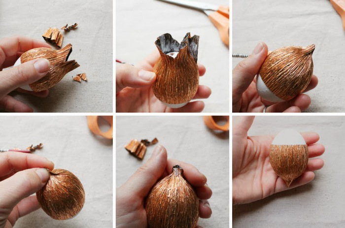Лесные орехи своими руками 675