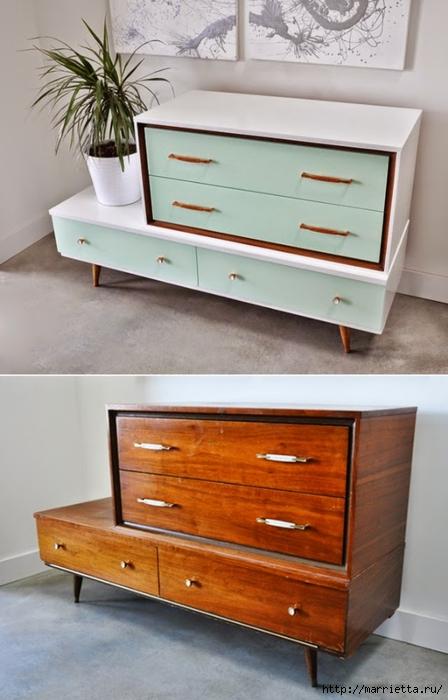 Реставрация старой мебели (448x700, 199Kb)