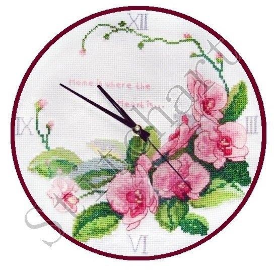 часы цветы1 (546x542, 79Kb)