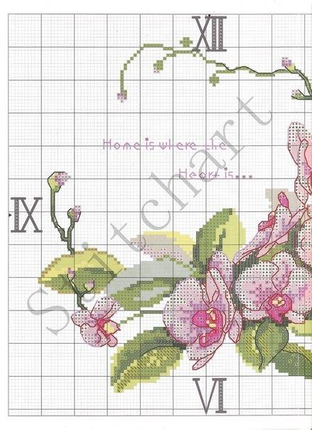 часы цветы2 (439x604, 76Kb)