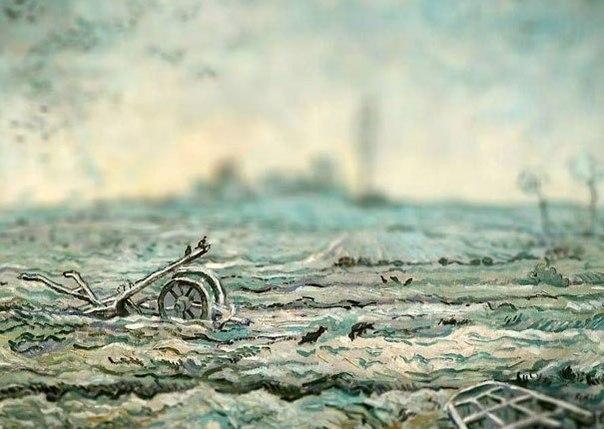 Картины Ван Гога с эффектом tilt-shift1 (604x429, 214Kb)