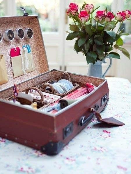 Органайзер для рукодельницы из старого чемодана (450x600, 156Kb)