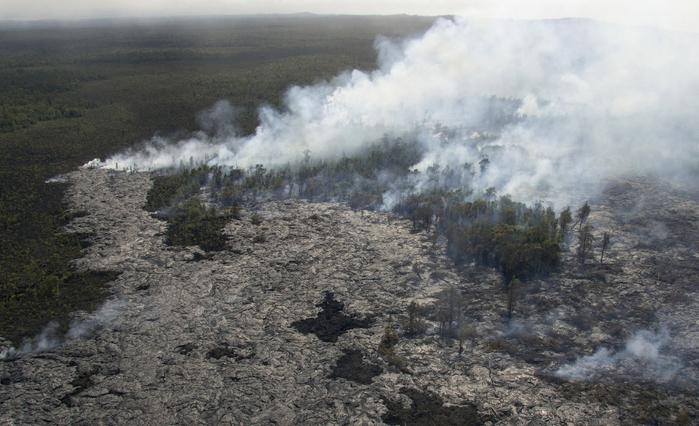 извержение вулкана килауэа гаваи 2 (700x426, 351Kb)