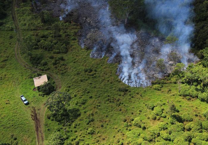 извержение вулкана килауэа гаваи 6 (700x490, 513Kb)