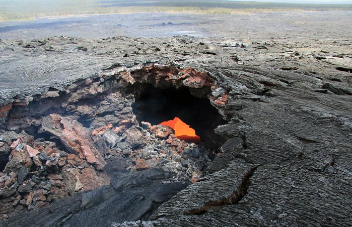 извержение вулкана килауэа гаваи 8 (700x452, 489Kb)