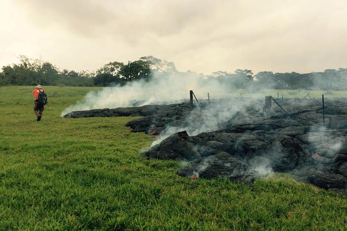 извержение вулкана килауэа гаваи 12 (700x466, 381Kb)
